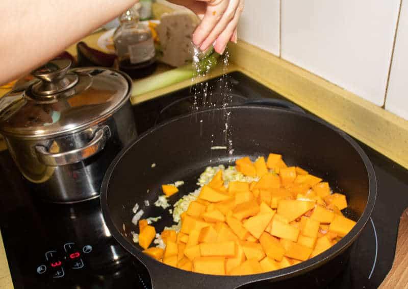 Cocina en retiros