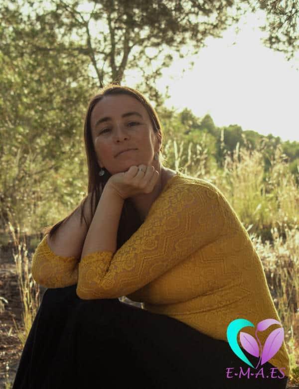 Soy Ema Pokorná - asesora de alimentación macrobiótica