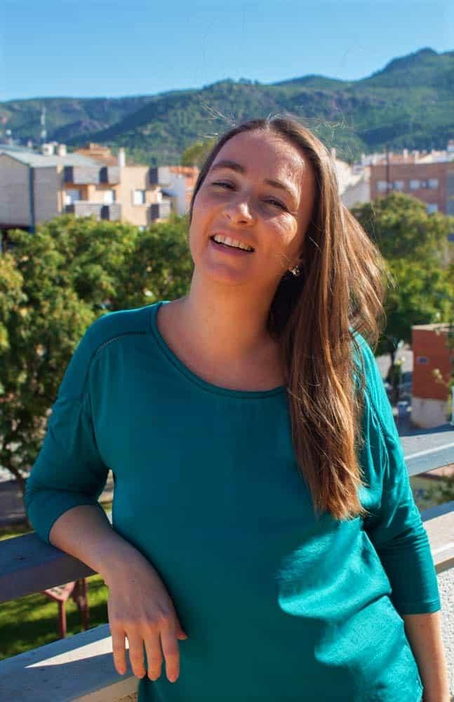 Ema Pokorná, asesora de alimentación macrobiótica